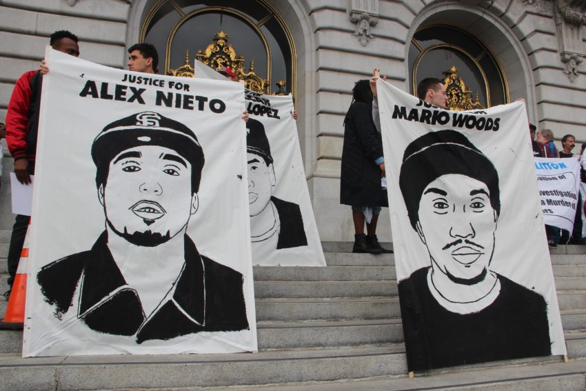 Mario Woods: San Francisco Police Department absolves itself of wrongdoing in 2015 shooting