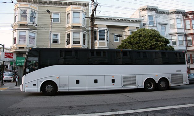 Proposed Changes to Move Tech Shuttles to Dolores St.