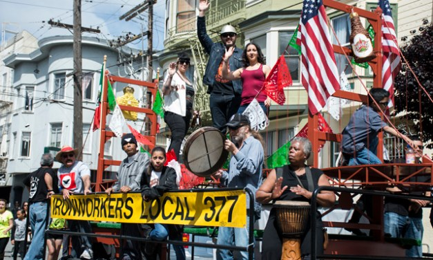 Latinos See Themselves in Cesar Chavez