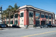 The historic facade of the Superior Automotive auto garage at 3140 16th St. Photo by Lola M. Chavez
