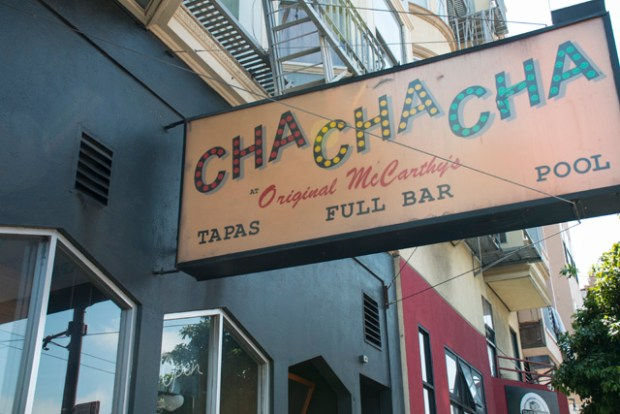 Cha Cha Cha at 2327 Mission St. Photo by Lola M. Chavez
