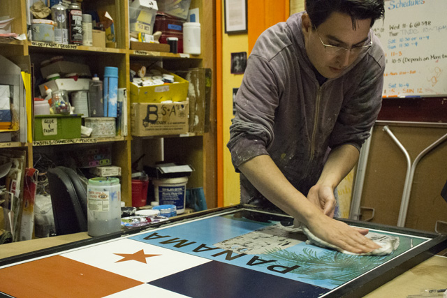Restored Flags of the Americas to Adorn 24th Street