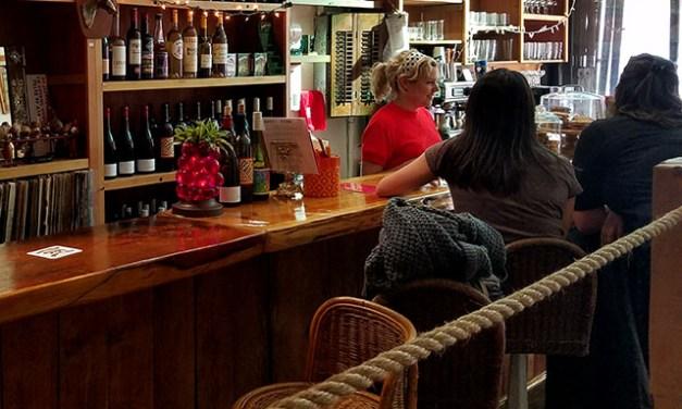 Tiny Market Adds Even Tinier Bar