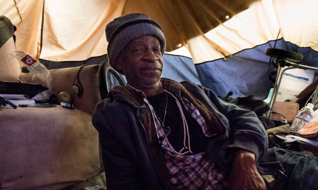 Video: Diary of a Homeless Man