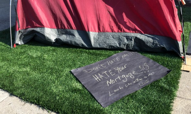 Video: SF Mission Homeless React to Tent Ban