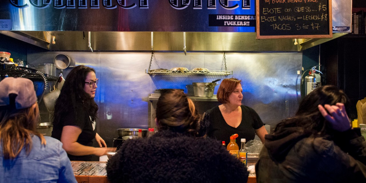 Locally Sourced Pop-Up Grows in Mission District Bars