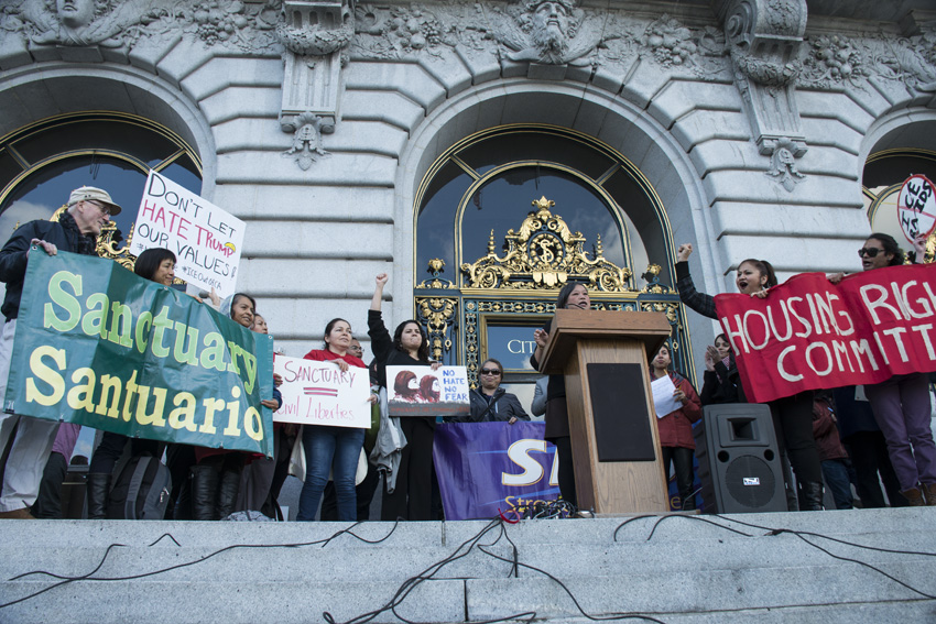 SF Mayor Resists Funding Specialized Team of Immigration Lawyers