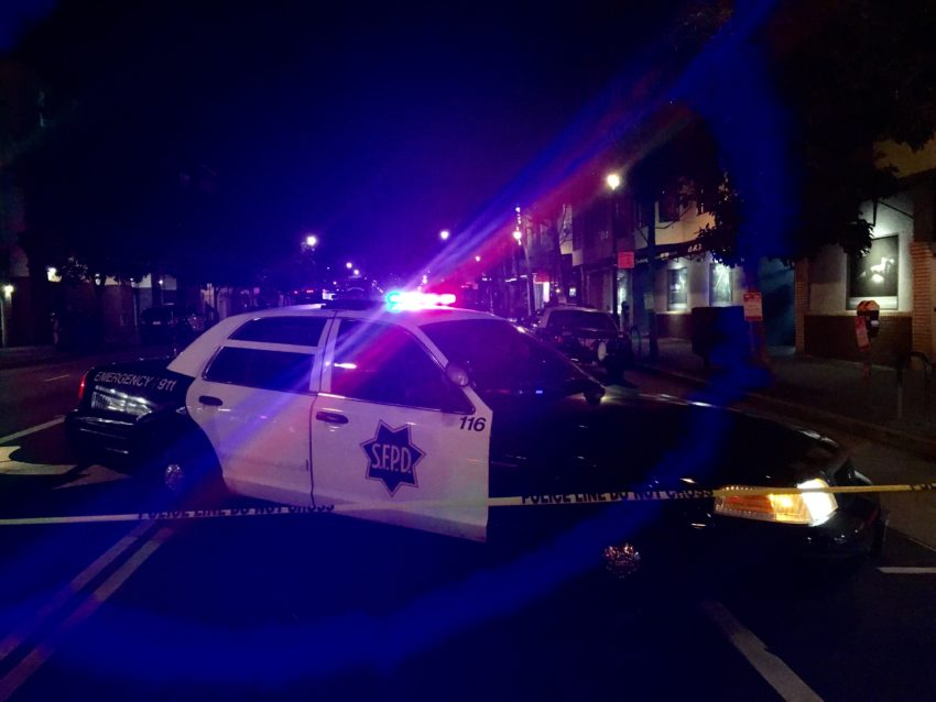 Four violent robberies in one night in SF Mission