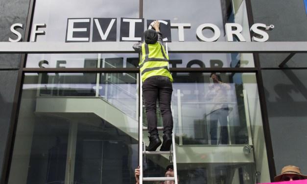 Rent control advocates tussle with realtors