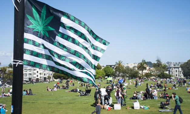 4/20 tokers shirk new regulations by taking weed fest to Dolores Park