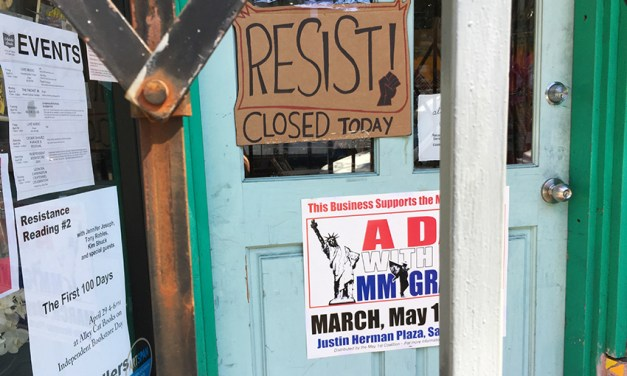 Immigrants around the Mission close their businesses for day of protest