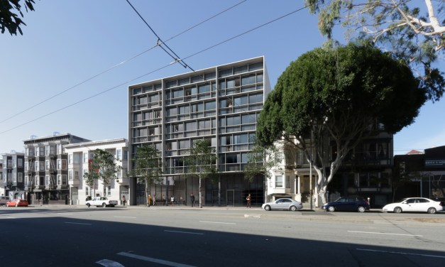 Six-story building to replace former Mission St. sausage factory