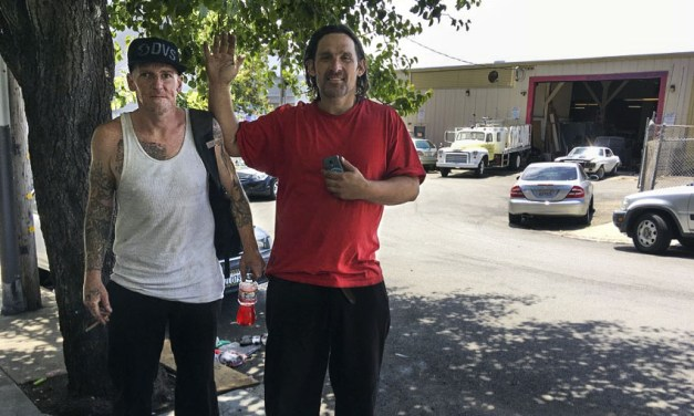Navigation Center opens, admits some chronically homeless residents