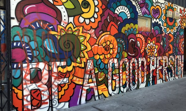 Controversial new mural in SF Mission already defaced