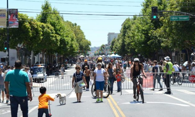 Photo essay: Mission Sunday Streets