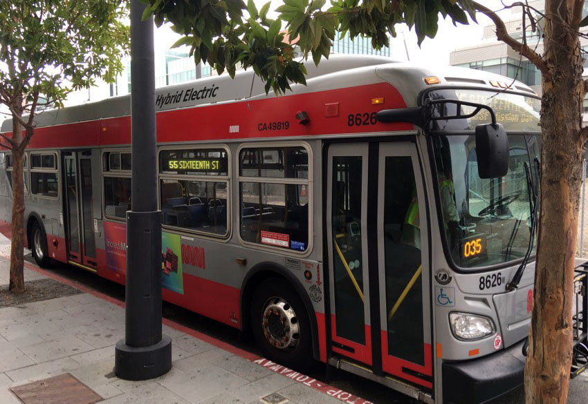 Exclusive key pollution control program is disabled in sf for Cabin bus san francisco