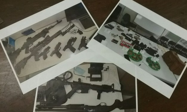 Exclusive: Police Seized Man's Massive Arsenal from SF Home One Month Prior to Lethal Standoff
