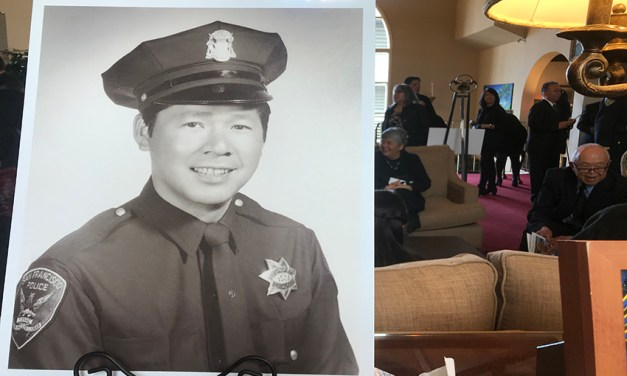 Sgt. Herb Lee, SFPD's first Chinese American officer, is remembered fondly after his death