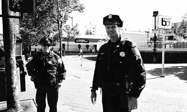 The SF Mission District's invisible foot patrols