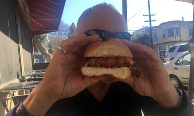 Fried chicken sandwich showdown visits Buttermilk