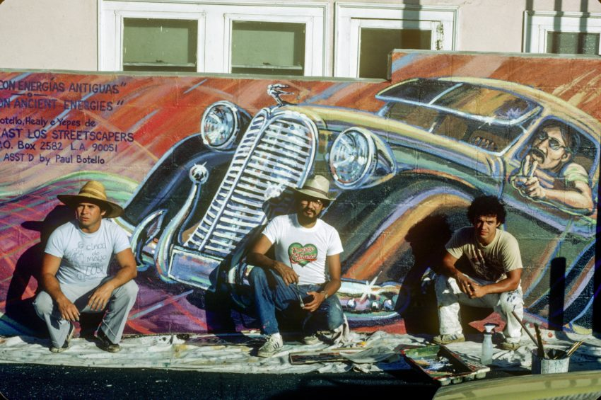 Murales Rebeldes: The stories of eight censored or whitewashed murals