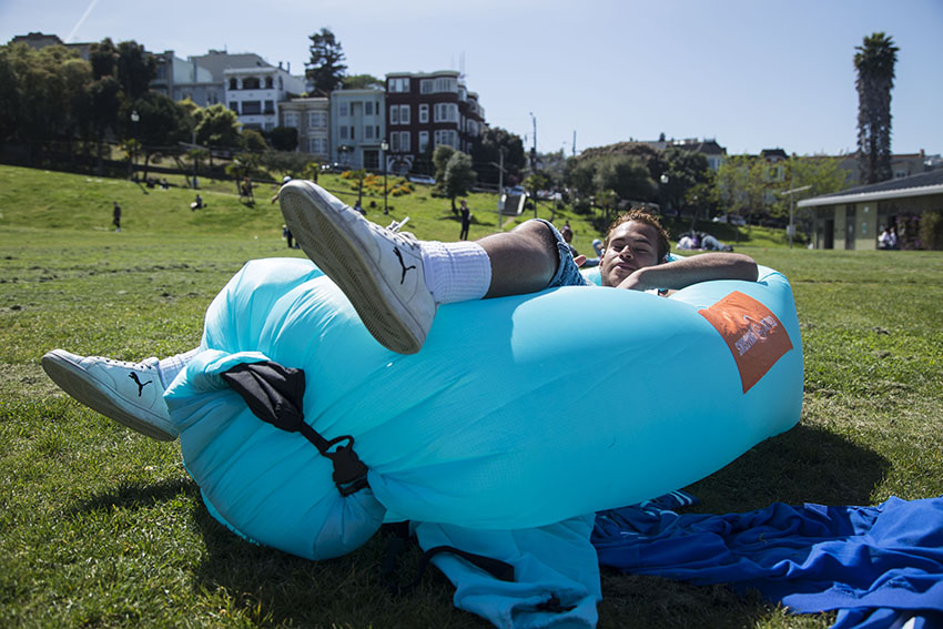 Photo essay: Lazy Friday afternoon at Dolores Park