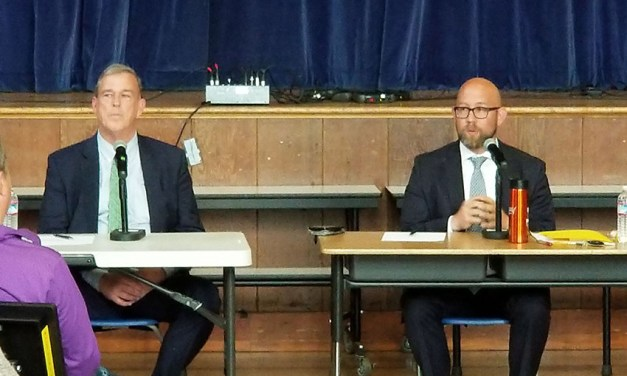 VIDEO: The District 8 debate, where the candidates differ