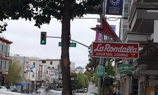 La Rondalla signs will remain and refurbished in place (updated and corrected)
