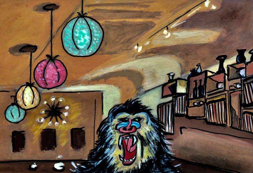 Distillations: Wine, wisdom and wild animals at 20 Spot