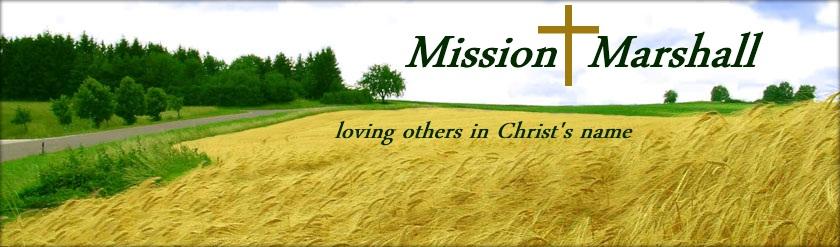 Mission Marshall Header