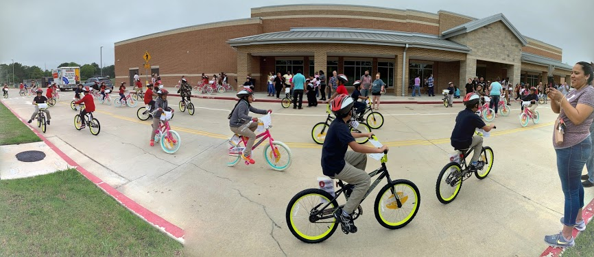 Read to Ride 2019 - Travis Elementary