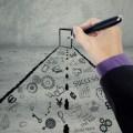 目標設定 =>行動計画は挫折への第一歩