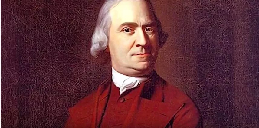 What Samuel Adams should be known for… (2:12 minute video)