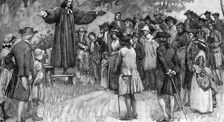 Listen: The Awakening of 1727 Onward – by J. Edwin Orr