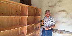 Rotary Club Mission San Jose of Fremont Project with Rancho Higuera