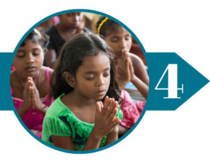 Pray for neglected and abused girls