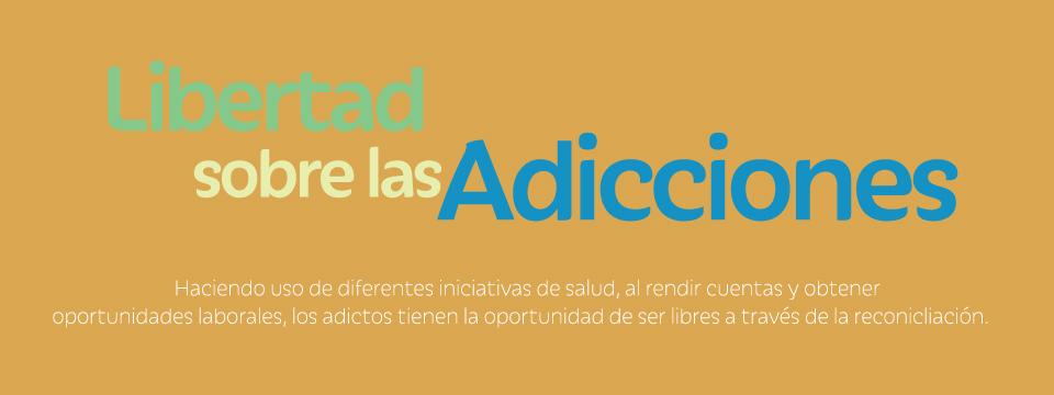 Adicciones – Spanish
