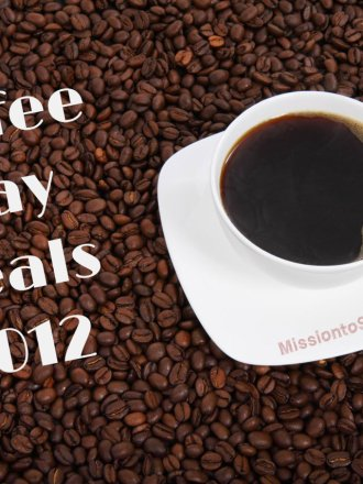 Coffee Day Deals 2012