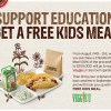 Chipotle: Buy Kids Meal Now, Get One FREE in September (+ Benefits Charity!)