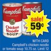 CVS: Campbell's Soup Deal to Donate!