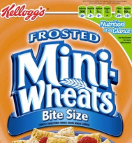 Kellogg's Mini Wheats Recall