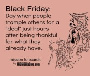 Black Friday ecad humor