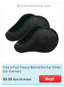 Tanga Free Ear Warmers