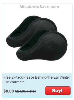Tanga Free Ear Warmers