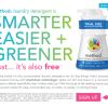 Free Sample Method Laundry Detergent, 8 Load Size (Facebook Find)