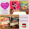 Valentine's Day Class Notes Idea: Fruit Snack Sentiments!