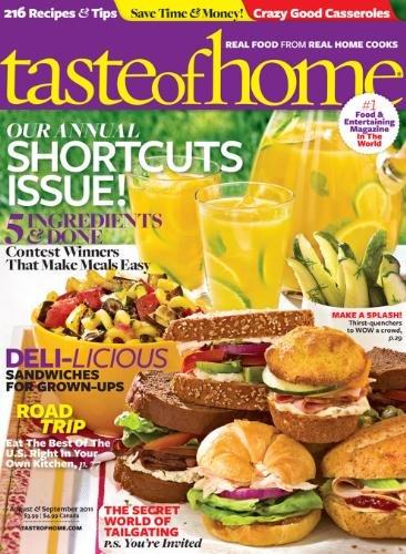 tasteofhome magazine subscription