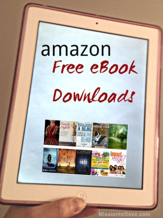 amazon free ebooks downloads