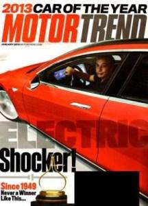 Motor trend magazine subscrption