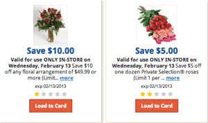save on flowers